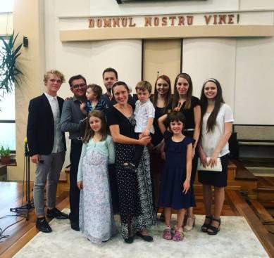Familia Bodnariu la Suceava 7