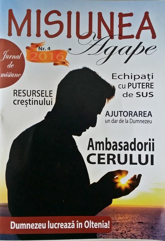 misiunea Agape