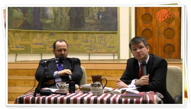 Adrian Papahagi in dialog cu Mihai Neamtu