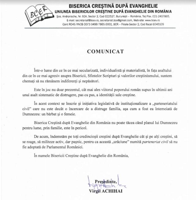 comunicat-biserica-crestina-dupa-evanghelie