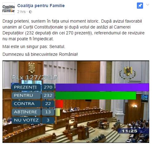 referendumul pentru revizuirea Constitutiei