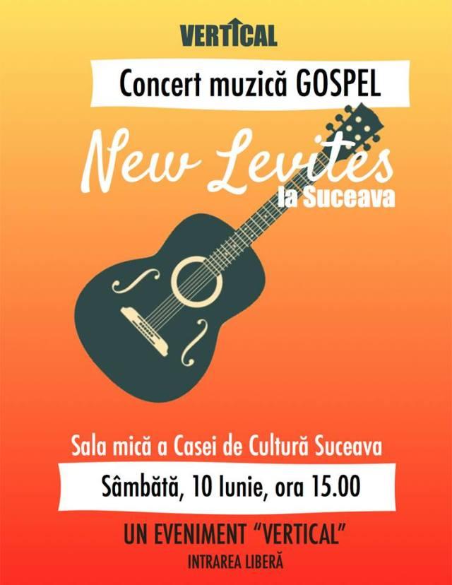 New Levites la suceava