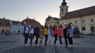 Suceveni la Sibiu