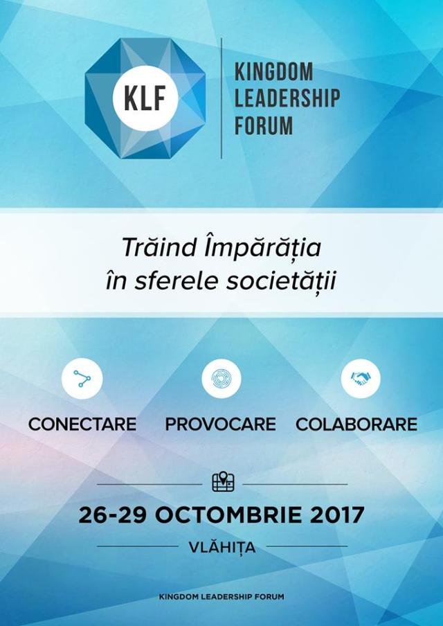 Kingdom Leadership Forum 2017