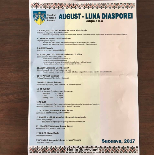 luna diasporei 2017
