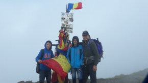 Moldoveanu - 2544 m