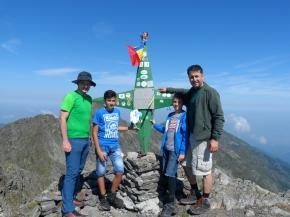 Lespezi - 2517 m