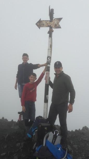 Viștea Mare - 2527 m
