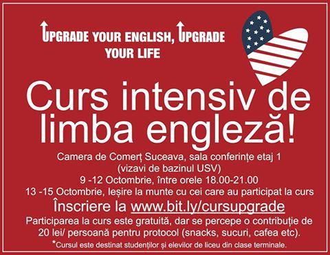 curs de engleza