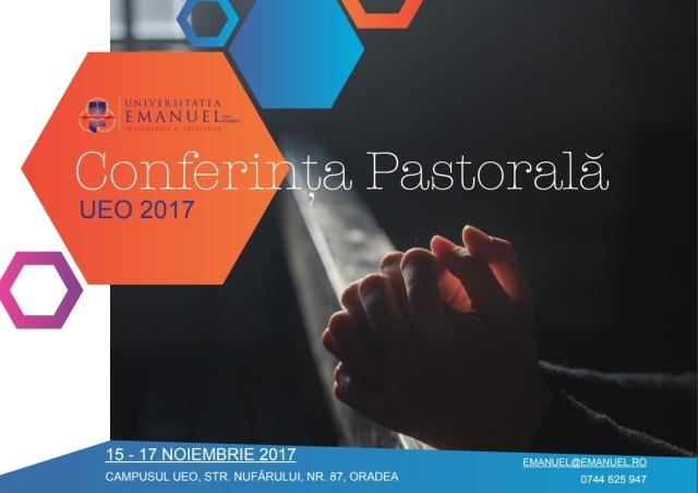 Conferinta Pastorala Emanuel Oradea