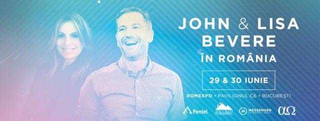 John Bevere in Romania