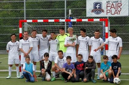 Campionatul de fotbal 2018156