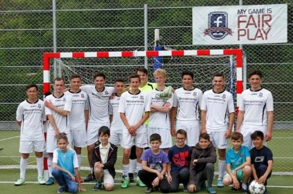 Campionatul de fotbal 2018157