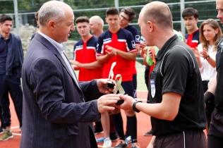 Campionatul de fotbal 2018164