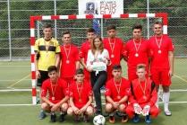 Campionatul de fotbal 2018206