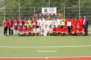 Campionatul de fotbal 2018207