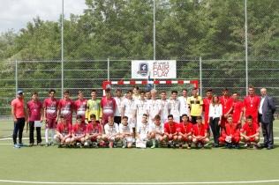 Campionatul de fotbal 2018208