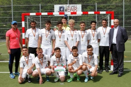 Campionatul de fotbal 2018209