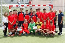 Campionatul de fotbal 2018210