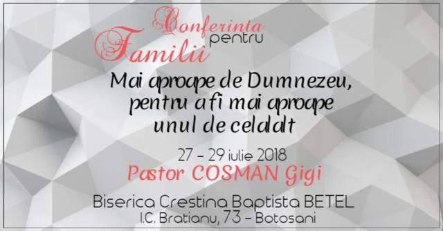 Biserica Baptista Betel Botosani