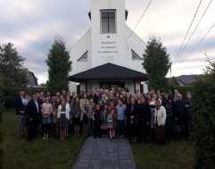 Biserica baptista Bilca