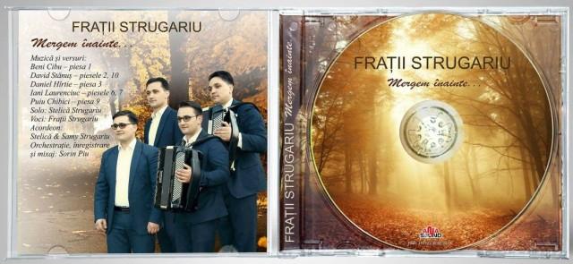 Fratii Strugariu - Mergem inainte (Vol. 2)