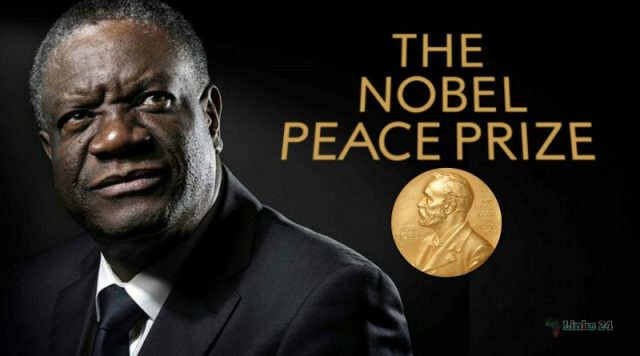 Denis Mukwege premiul Nobel