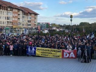 Miting pro referendum Suceava21