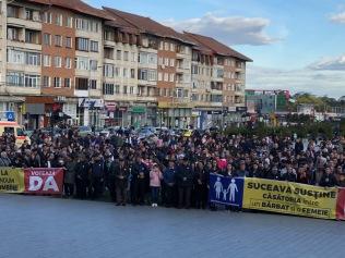 Miting pro referendum Suceava22