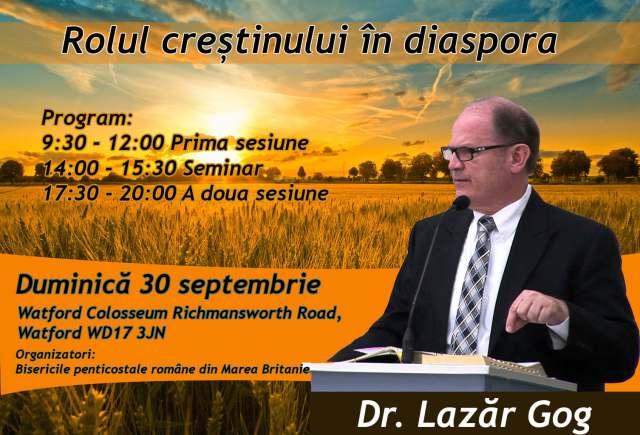 Rolul creștinului în diaspora